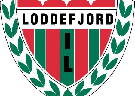 Loddefjord IL logo